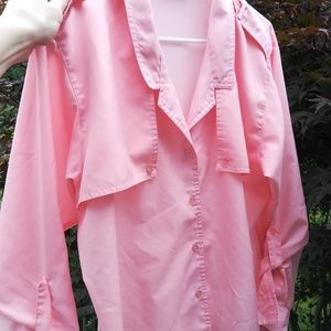 Vintage DVF casual blouse